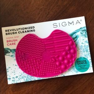 Sigma bush cleaning mat